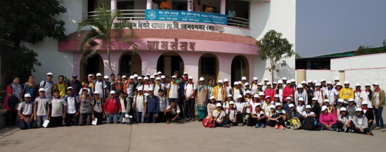 Social Impact Tour-Hiware Bazar-SPM School
