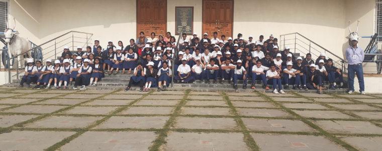 Social Impact Tour-Hiware Bazar & Buckewadi – DES School